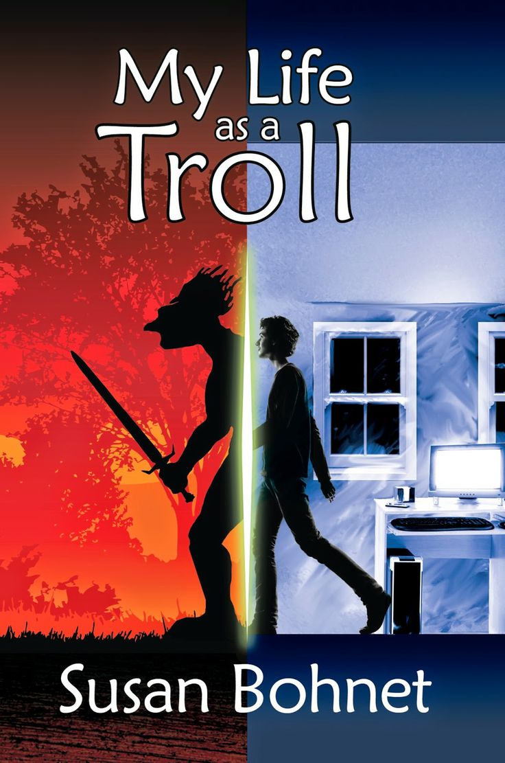 My Life as a Troll by Susan Bohnet will be launched at When Words Collide August 8-10, 2014. What happens when a group of students is drawn too deeply into online gaming...