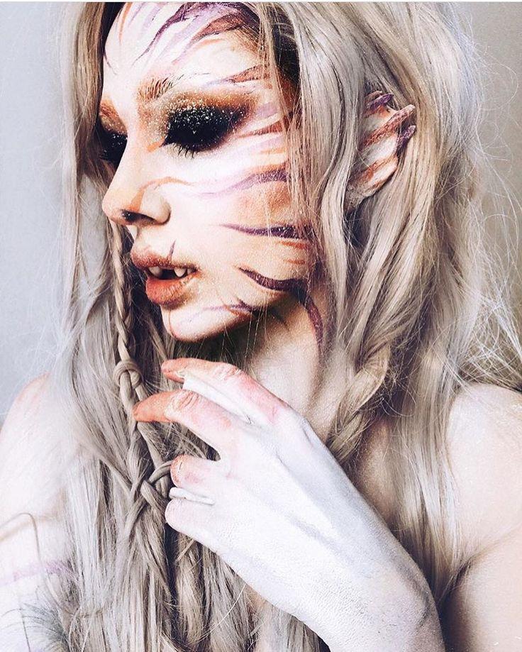"""Welcome!  (@darkartistries) on Instagram: """"Gorgeous ghoul @renosaurio  #THEDARKARTISTRIES"""""""