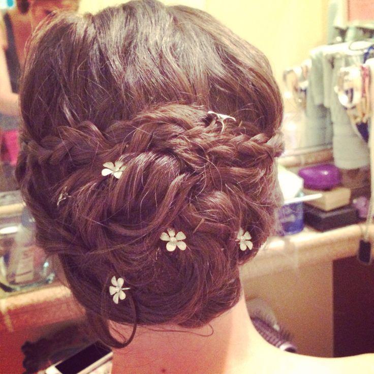 Prom hair 2014 #hair #updo #prom #promhair