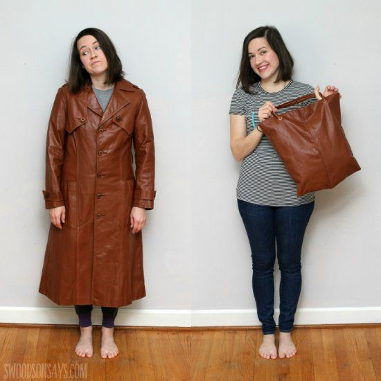 knit enamel pin display bag | craftgawker