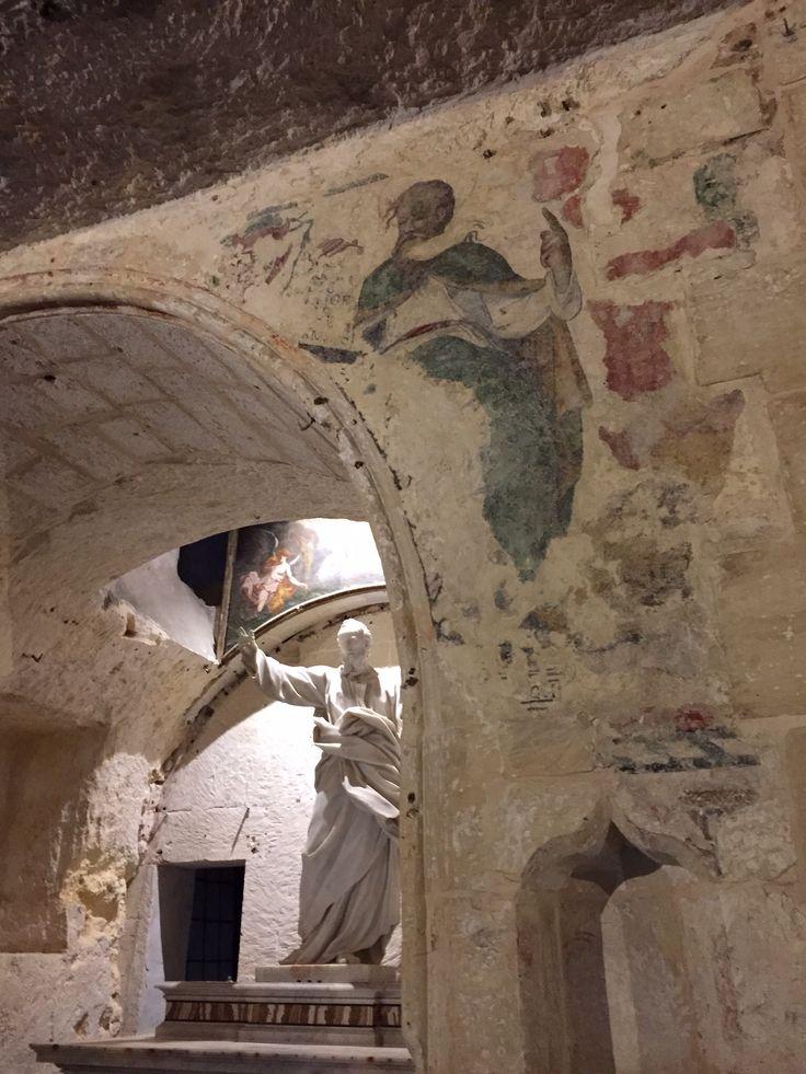 St. Paul's Catacombs, Rabat