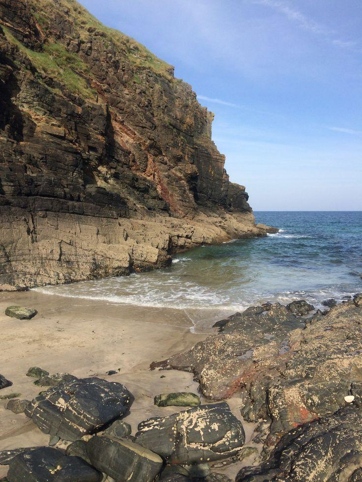 Stunning Cornish beach