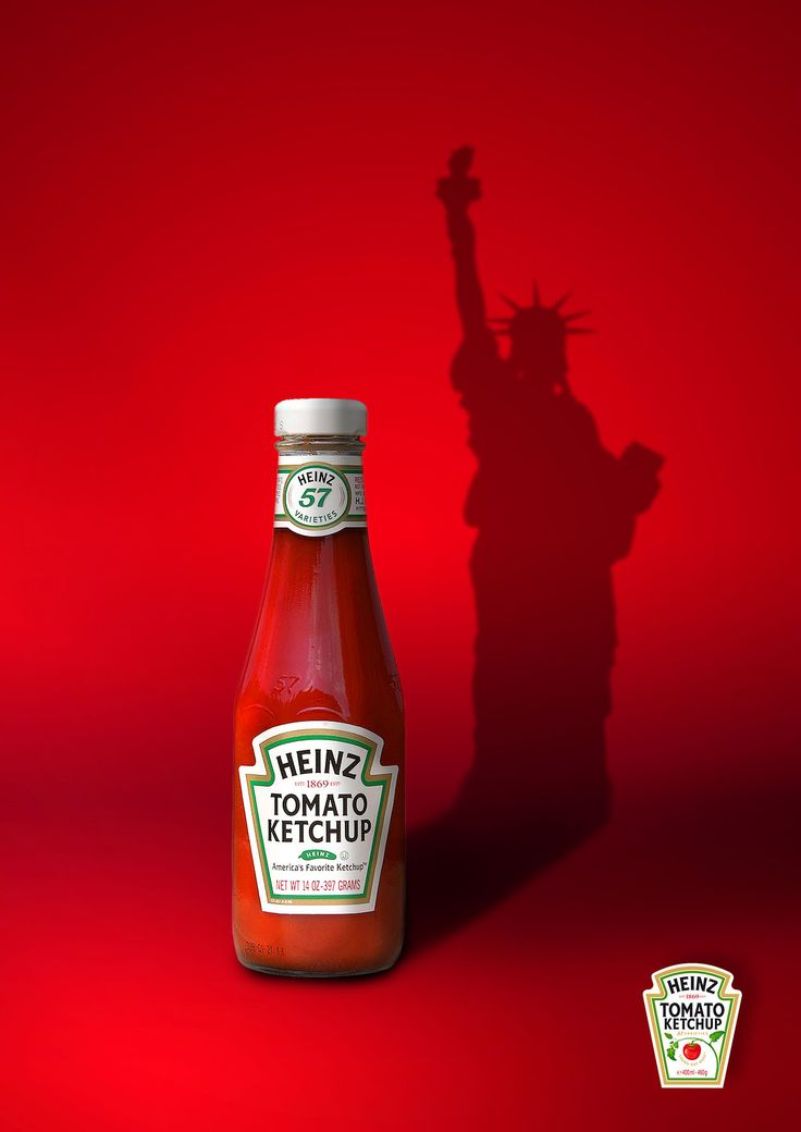 Heinz Ketchup Dressing Ad