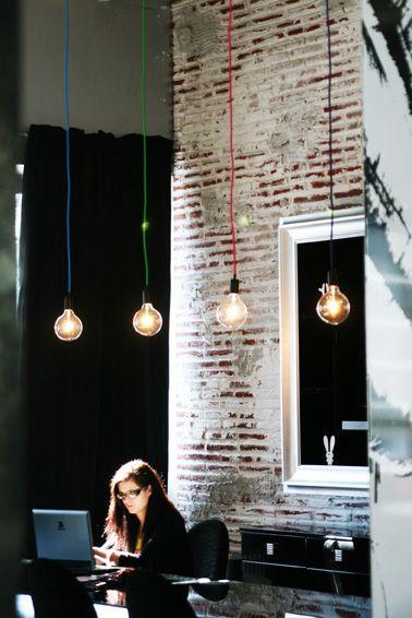 Workplace. Do you like interesting design? Go to: http://designersko.pl