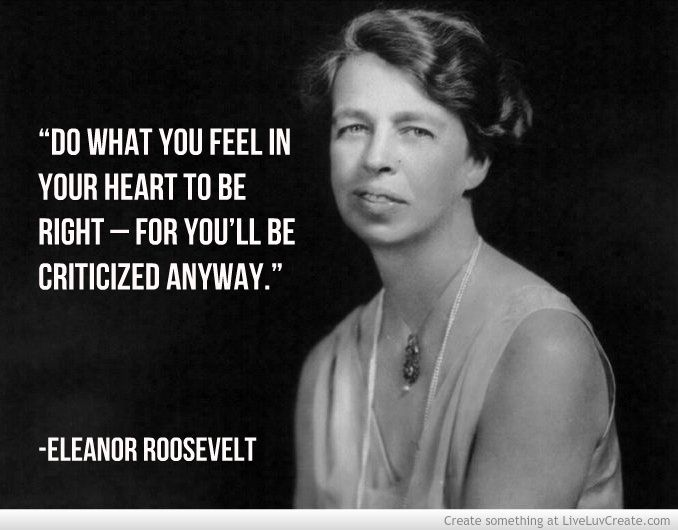 Famous Quotations By Eleanor: 23 Best Images About ELEANOR ROOSEVELDT QUOTES On Pinterest