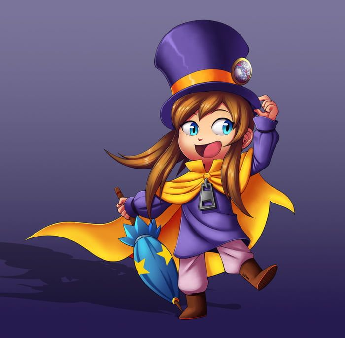 Between Smug Dancing Sessions A Hat In Time Hat In Time Hat In Time Art