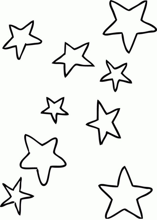 Ms de 25 ideas increbles sobre Estrellas para imprimir en