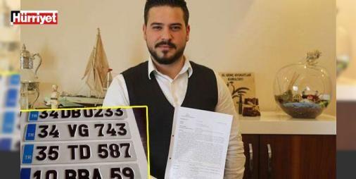 Avukat, APP plaka cezasını iptal ettirdi: MERSİN'de avukat Cemil Yeral, şoförler cemiyetinin bastığı plakalar dışında halk arasında Amerikan Pres Plaka (APP) olarak bilinen plaka ve film cam nedeniyle kesilen 1800 TL tutarındaki trafik cezasını iptal ettirdi.