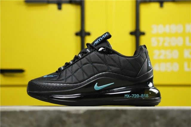 air max 720 black and blue