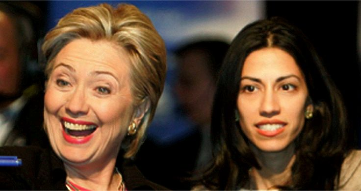 """Muslim B'hood Insider, H. Clinton Aide Huma Abedin Not Releasing Her State Dept Emails Either 