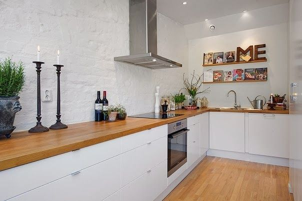 Картинки по запросу кухня без верхних шкафов