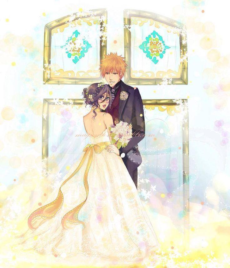 IchiRuki Wedding!!!!!! ♥ ♥ ♥ ♥ ♥