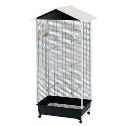 Вольер для мелких птиц Ferplast NOTA - цена - Ferplast Ферпласт - Клетки для птиц - купить Киев Украина Аквариум Интериор
