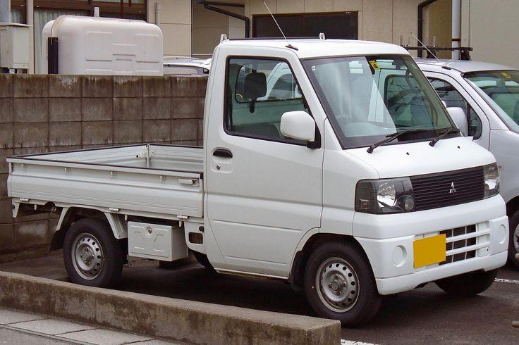 mitsubishi small truck - small diesel truck Check more at http://besthostingg.com/mitsubishi-small-truck-small-diesel-truck/