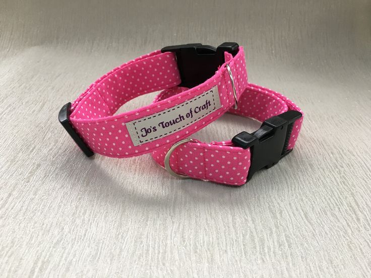 Excited to share the latest addition to my #etsy shop: Pink Polka Dot Dog Collar, Best Selling, Girl Dog Collar, Adjustable Dog Collar, Handmade Pet Gift, Fabric Dog Collar, For Dogs, Dog Collar #pets #mediumdogcollar #smalldogcollar #forpets #giftfordogowners #dogcollarfordogs #dogcollar #pinkdogcollar