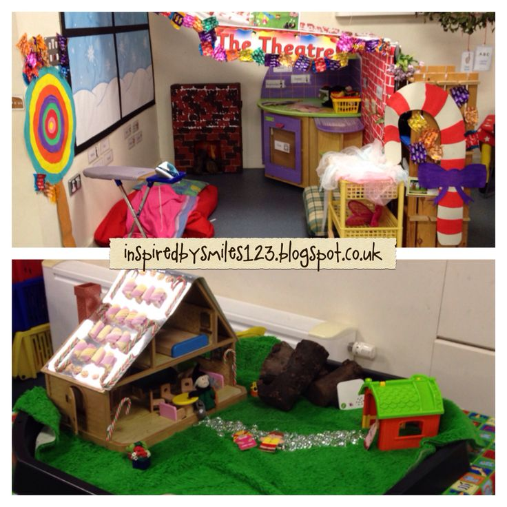 Hansel and gretel house plans