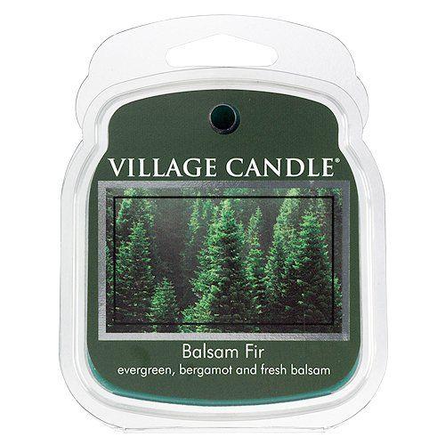 Village Candle Balsam Fir Simmermelts