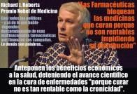 Las Farmacéuticas bloquean las medicinas que curan porque no son rentables impidiendo su distribución