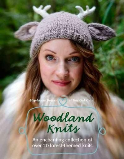 Stephanie Dosen's Tiny Owl Knits has quickly gained iconic status among knitters: her patterns are brisk sellouts (at $5.50 per pattern) online, and she has been given feature coverage in both mainstr