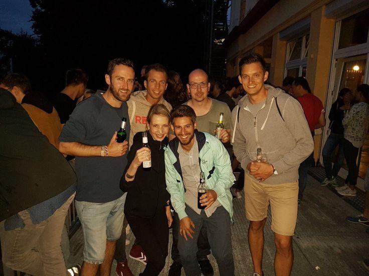 Run Squad CGN | Hella Hamburg Halbmarathon 2017  Laufen, Läufer, Crew, Party