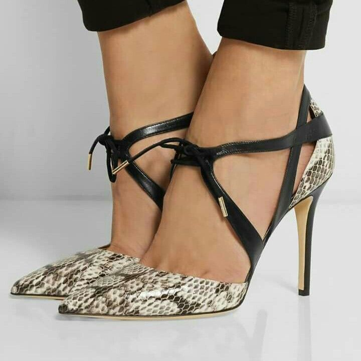 Snakeskin Heels ▶suggested by ~Sophistic Flair~