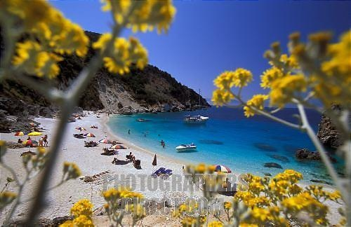 https://www.facebook.com/PoseidonHolidaysAndTours?ref=hl Agiofili beach in Lefkada