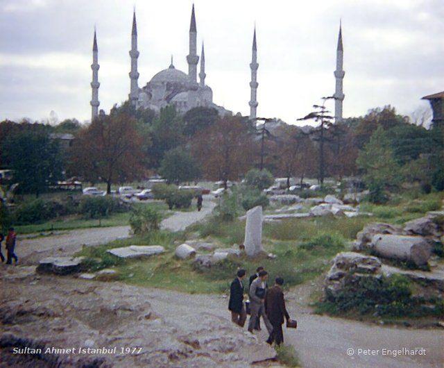 Istanbul, Sultan Ahmet