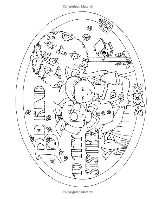 mary englebrite coloring pages - photo#16