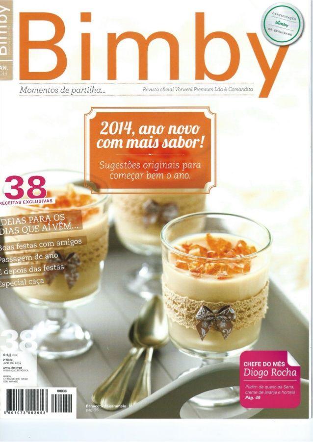 Revista bimby   pt-s02-0038 - janeiro 2014 by Ze Compadre via slideshare