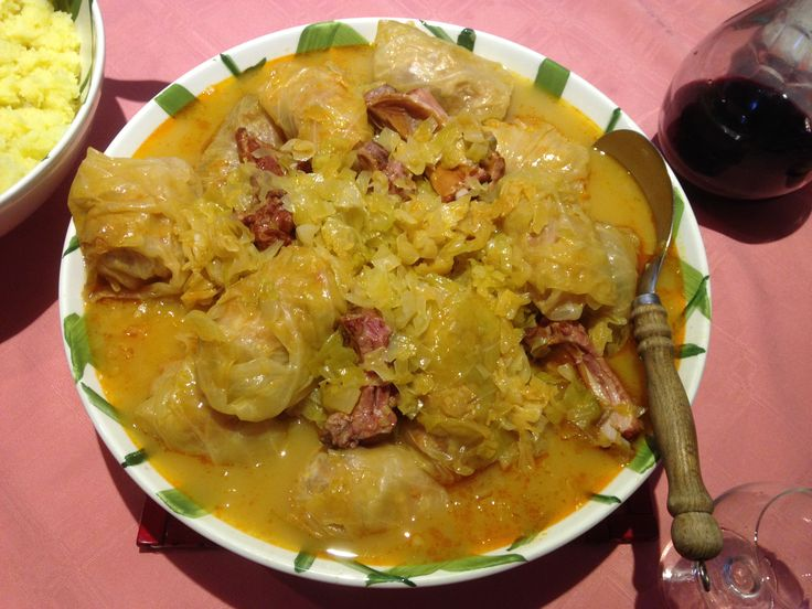 Sarma-Cabbage Rolls. Find the recipe at http://www.whatscookingella.com/blog/sarma-cabbage-rolls