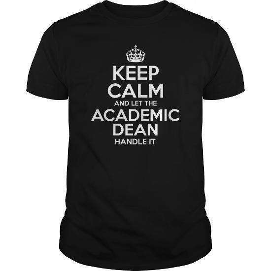 Cool  Academic Dean T-Shirts