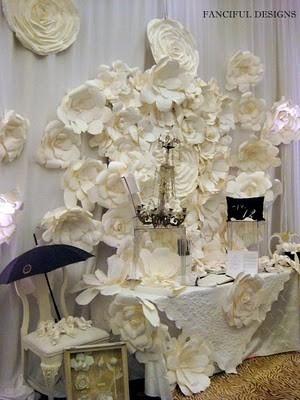 paper flower loveliness