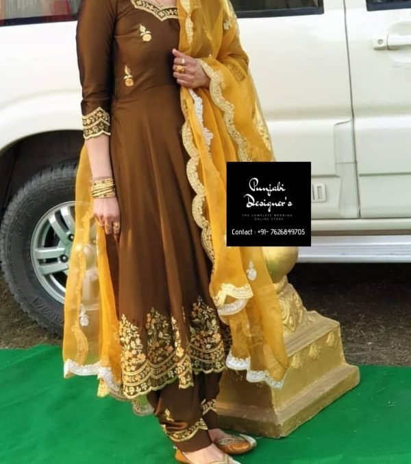 Buy Punjabi Suit Online India Buy Punjabi Suit Online Malaysia Punjabi Suit Online Bou Salwar Suit With Price Embroidery Suits Design Wedding Lehenga Designs