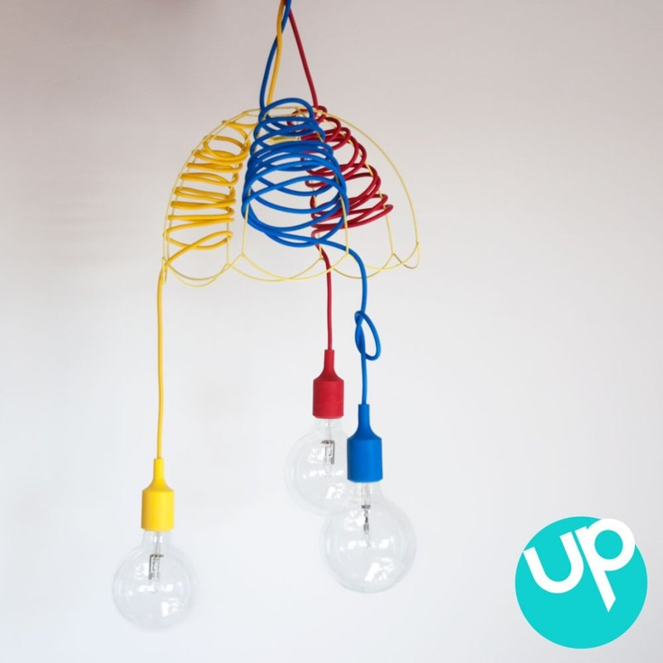 17 meilleures images propos de pep up design sur for Suspension ampoules multiples
