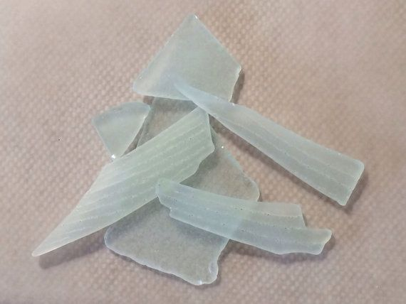 Genuine Sea Glass for Sale 6 pieces of by WholesaleSeaGlass