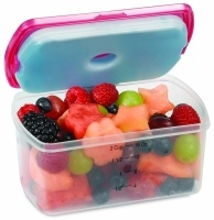 snack chill containers - handy!: Container Allows, Food Cold, Ice Pack, Gift Ideas, Convenience Foods, Snack Chill, Portion Chill, Chill Containers, Kids Food