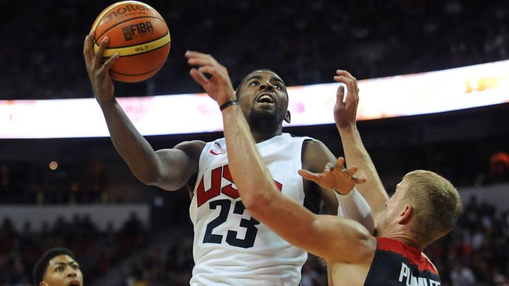 Duke's Kyrie Irving and Mason Plumlee were announced as finalists for the 2014 USA Basketball Men's World Cup Team roster #GoDuke