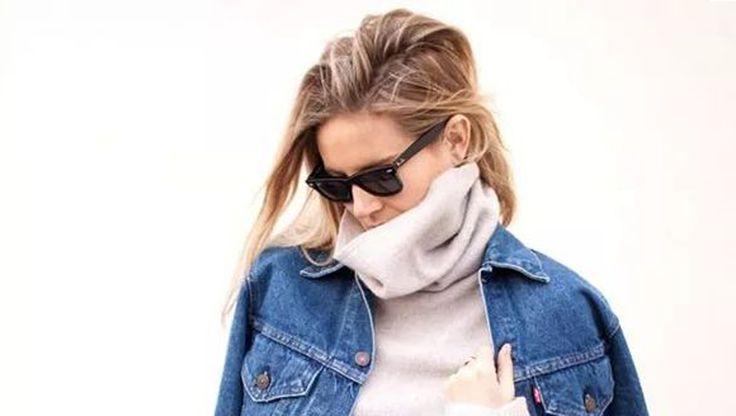 A gola alta já está fazendo o maior sucesso, e é uma das apostas de tendências de moda feminina que prometem bombar no outono/inverno 2017. Confira!
