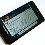 BlackBerry Z10 150x150 BlackBerry Adapts BBM for iOS & Android