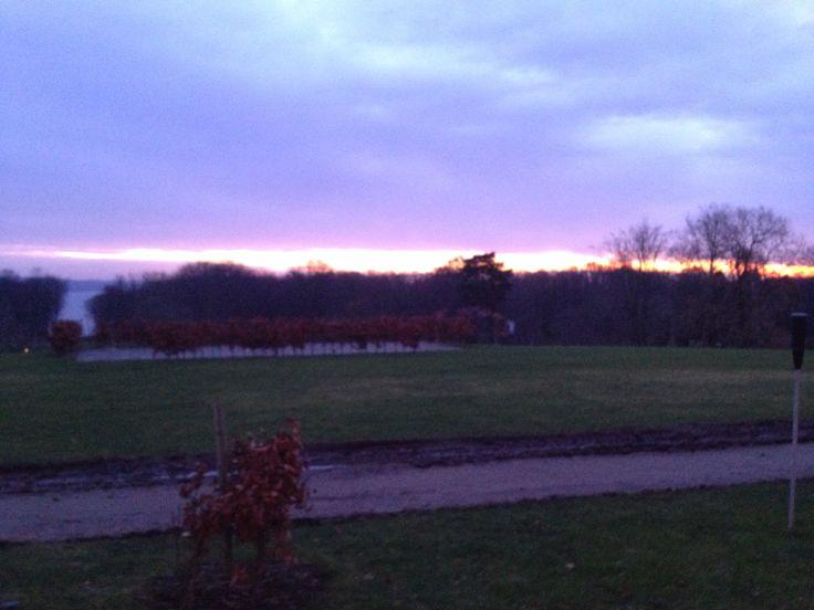 Sunrise at Kellers.