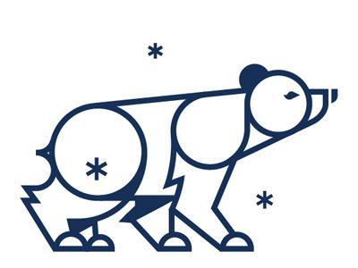 Bear Shirt - Refinements by Keenan Cummings #logo #symbolic