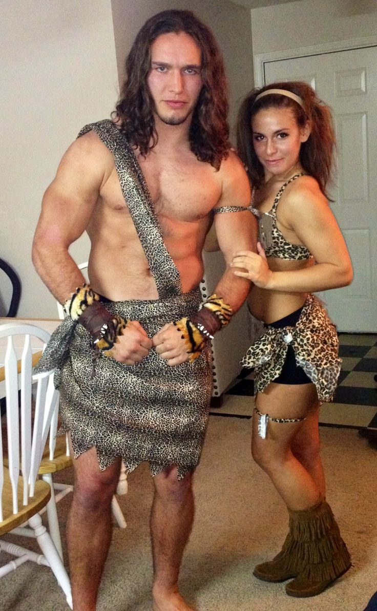 tarzan and jane diy costumes - Halloween Costumes Parties