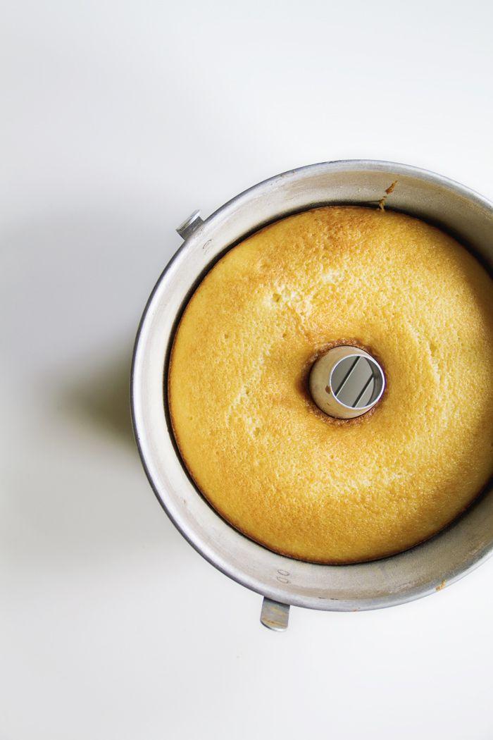 Golden Milk Cake | Cake Over Steak