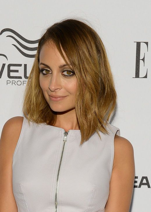Nicole Richie Spills Her Hair Secrets! Find Out the Trick to Her Perfect Beachy Waves Right Here.