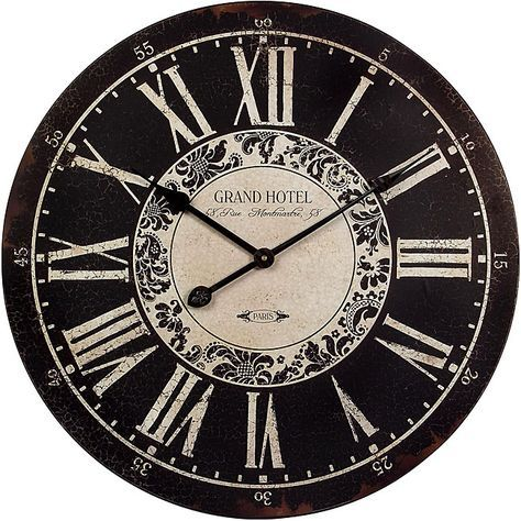 This Lovely Wall Clock Comes In A Provence Style Perfect For Any Decor.  WanduhrenKunst BilderÜbergroße WanduhrenGroße Weiße ... Nice Design