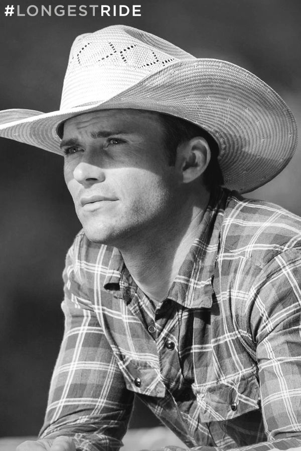 Different Monday. Same MCM. See Scott Eastwood as Luke in The Longest Ride April 10! http://fox.co/LongestRideTickets
