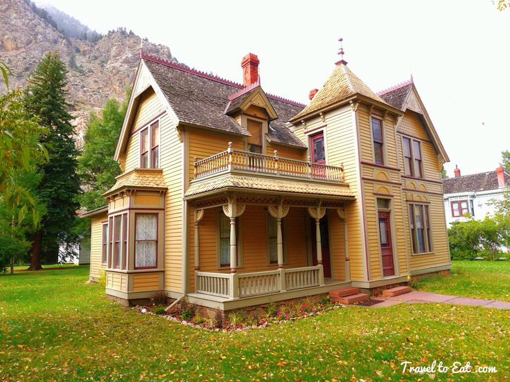 17 best images about historic residences on pinterest for Building a home in colorado