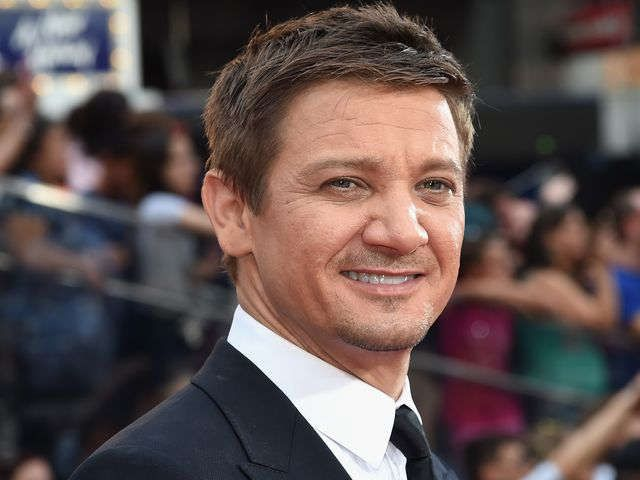 Jeremy Renner's divorce is final