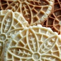 Here is a round-up of great pizzelle recipes and a video lesson in how to make pizzelles. Wondering where to buy a pizzelle maker and what model of press is best for you? Got you covered on that, too!