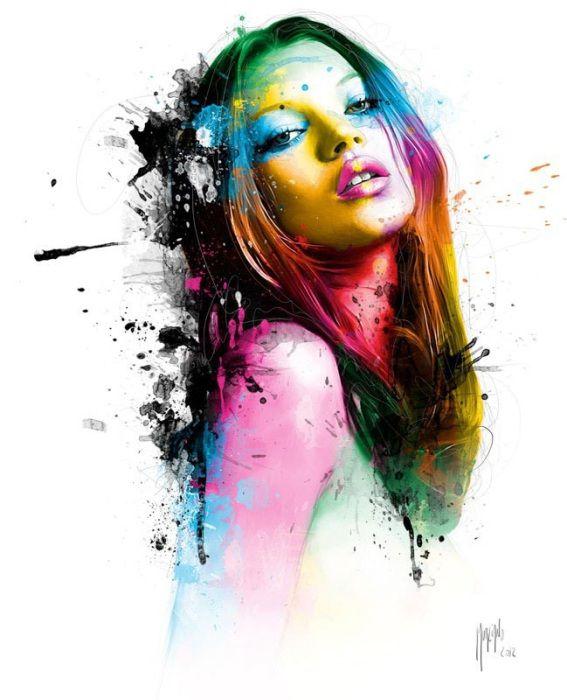 разноцветные картинки для авы нгерулмуд, официальные
